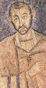 St Ambrose of Milan (338-397)