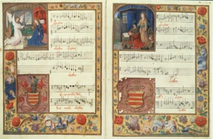 Pages from the Chigi Codex