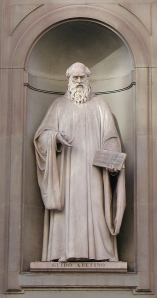 Guido of Arezzo aka Guido Aretino (991-1050)