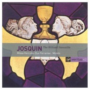 Josquin / Hilliard Ensemble - Missa Hercules Dux Ferrariae / Motets (Virgin Veritas)