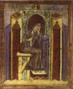 Notker the Stammerer aka Notker of St Gall (840-912)