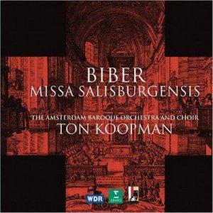Heinrich Ignaz Biber - Missa Salisburgensis (Erato)