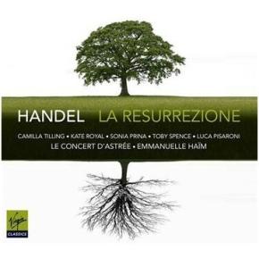 Handel - La Resurrezione (Virgin Classics)