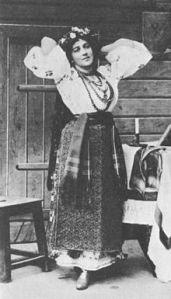 Yevgeniya Mravina 1864-1914