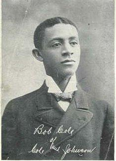 Bob Cole 1868-1911