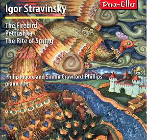 Igor Stravinsky - The Firebird / Petrushka / The Rite of Spring (Deux-Elles)