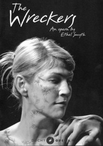 Poster for the centenary production (2006) of Ethel Smyth's opera The Wreckers