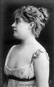 Sibyl Sanderson 1864-1903