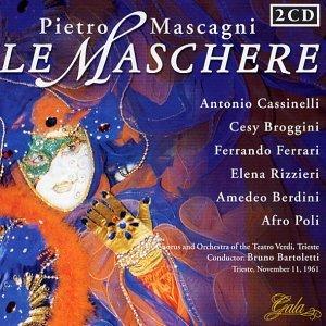 Pietro Mascagni - Le Maschere (Gala)