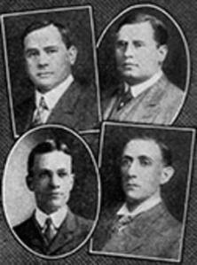 The Haydn Quartet : John Bieling (tenor), Harry Macdonough (tenor), S H Dudley (baritone), William F Hooley (bass)