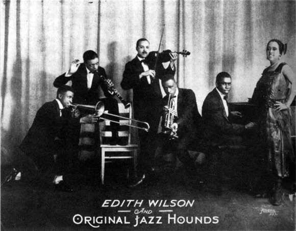 her Original Jazz Hounds