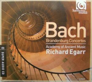 J.S. Bach - Brandenburg Concertos (Harmonia Mundi)