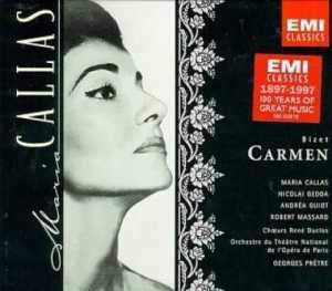 Georges Bizet - Carmen (EMI)