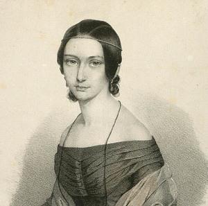 Clara Schumann née Clara Wieck 1819-1896