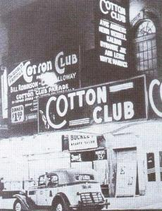The Cotton Club, Harlem, New York