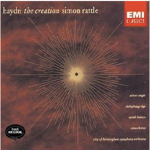 Joseph Haydn - The Creation conducted by Simon Rattle (EMI)