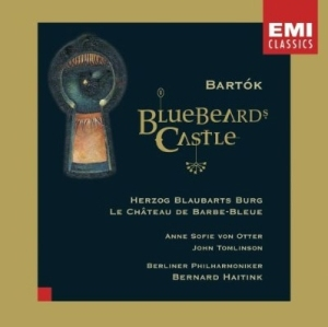 Bela Bartók - Duke Bluebeard's Castle (EMI)