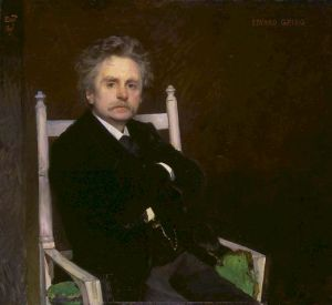 Edvard Grieg 1843-1907