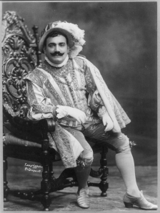 Enrico Caruso 1873-1921