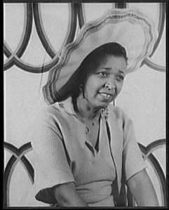 Ethel Waters 1896-1977