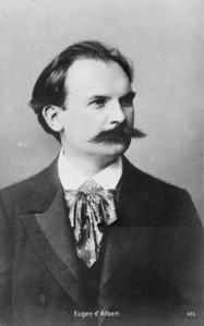 Eugen d'Albert 1864-1932