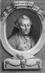 Florian Leopold Gassmann (1729-1774)