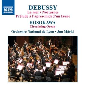 Claude Debussy - La Mer etc (Naxos)