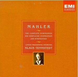 Gustav Mahler - Complete Symphonies (EMI)