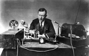 Guglielmo Marconi 1874-1937