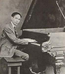 Jelly Roll Morton c.1885-1941