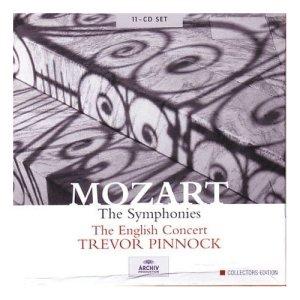 Mozart - The Symphonies (Decca)