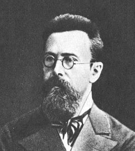 Nikolai Rimsky-Korsakov 1844-1908
