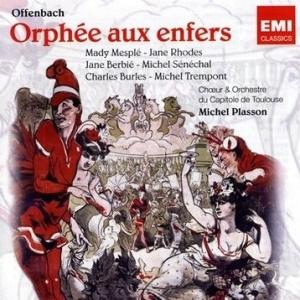 Jacques Offenbach - Orphée aux Enfers (EMI)
