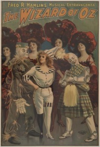 The Wizard of Oz 1903 poster