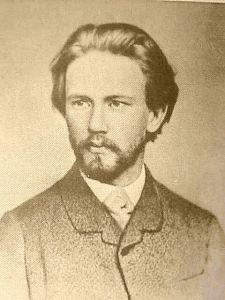 Pyotr Ilyich Tchaikovsky 1840-1893