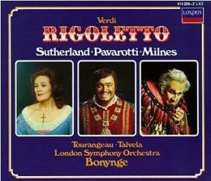 Giuseppe Verdi - Rigoletto (London)