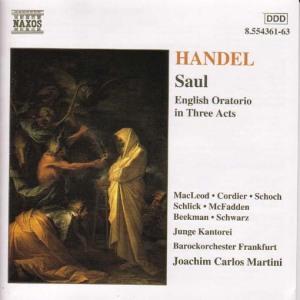 Handel - Saul (Naxos)