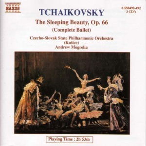 Pyotr Ilyich Tchaikovsky - Sleeping Beauty (Naxos)