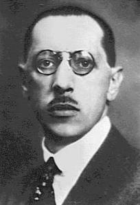 Igor Stravinsky 1882-1971