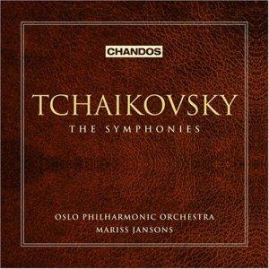 Tchaikovsky - Complete Symphonies (Chandos)