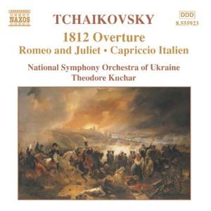 Pyotr Ilyich Tchaikovsky - 1812 Overture (Naxos)