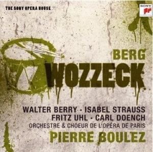Alban Berg - Wozzeck (Sony)