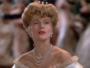 Joan Fontaine in Billy Wilder's The Emperor Waltz