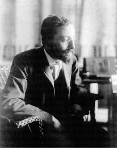 Erich von Hornbostel 1877-1935