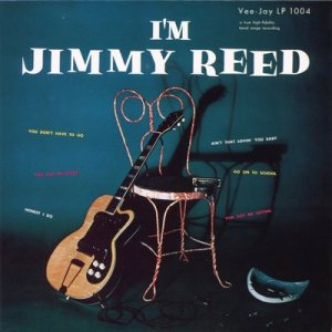 Jimmy Reed - Front