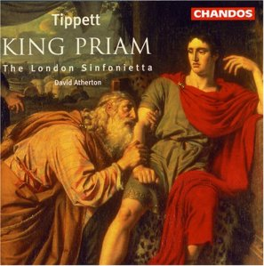 The London Sinfonietta / Michael Tippett - King Priam (Chandos)