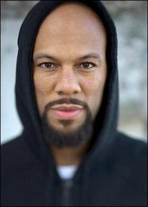 Common aka Lonnie Rashid Lynn, Jr. b.1972